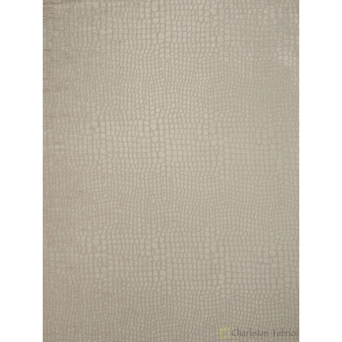 Charleston Albyn Cream Animal Fabric - Charleston Fabric