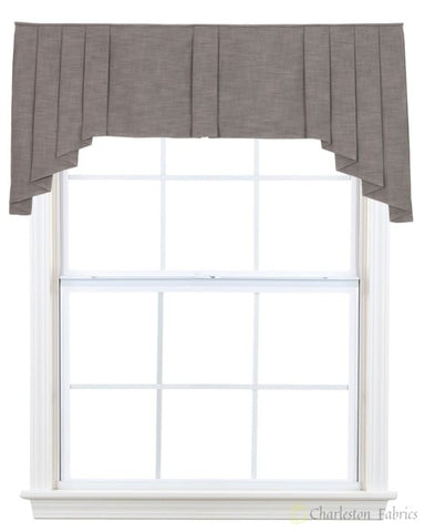 Custom Made Window Valance Treatment Fv11 Valances