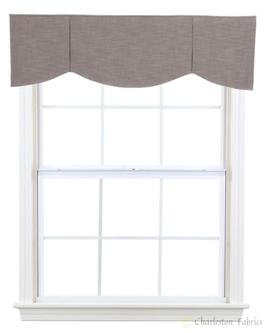 Custom Made Window Valance Treatment Fv4 Valances