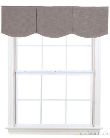 Custom Made Window Valance Treatment Fv5 Valances