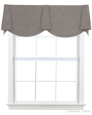 Custom Made Window Valance Treatment Fv9 Valances