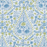 De42511-601 Busun, Aqua/green Duralee Prints Fabric