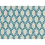 P Kaufmann Reel It In Jacquard Island Blue Fabric