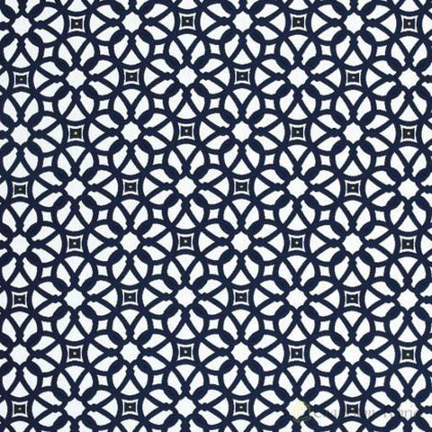 Sunbrella Upholstery 45690-0000 54 Luxe Indigo Decorative Fabric 3 1/2 Yards Fabrics