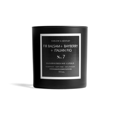 Fir Balsam Bayberry + Italian Fig 11oz