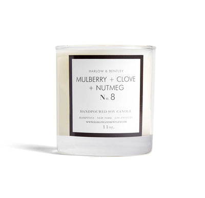 Mulberry + Cove + Nutmeg 11oz