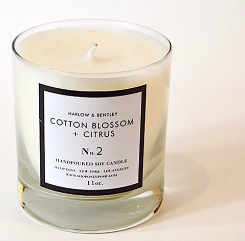 No. 2 Cotton Blossom + Citrus