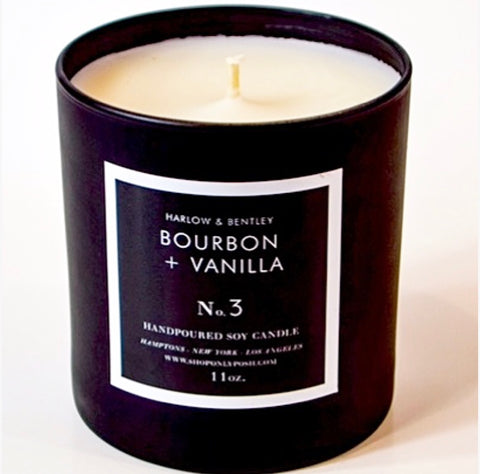No. 3 Bourbon + Vanilla