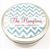 HAMPTONS ROSEMARY BERGAMOT TRAVEL TIN