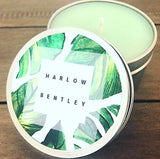 HAMPTONS Sage + Citrus Summer Travel Tin