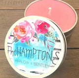 HAMPTONS MIDNIGHT PEONY TRAVEL TIN
