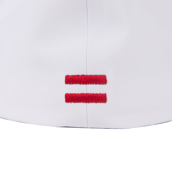 =RANGE= DELTA | WHITE GOLF HAT
