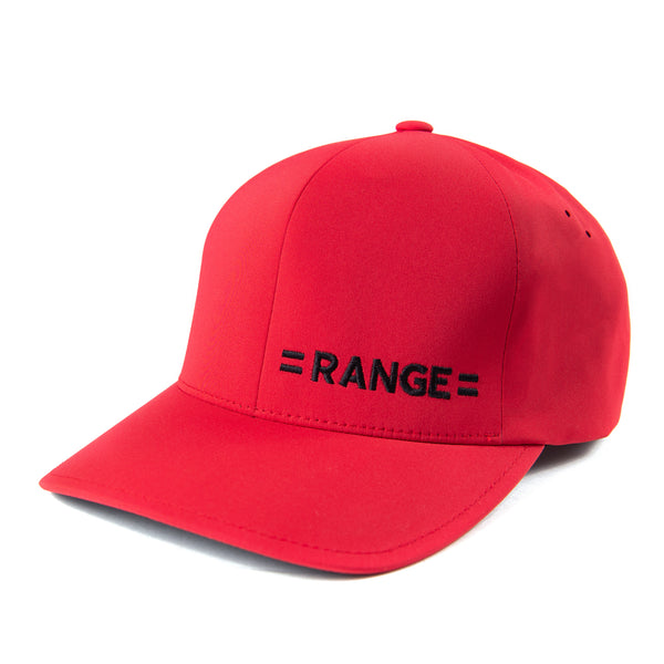 =RANGE= DELTA | RED GOLF HAT