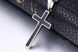 Cross Pendant Chain