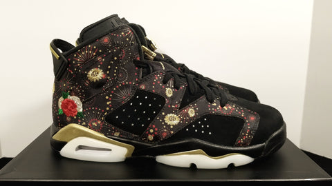 "AIR JORDAN RETRO 6 GS ""CHINESE NEW YEAR"" (AA2492 021)"
