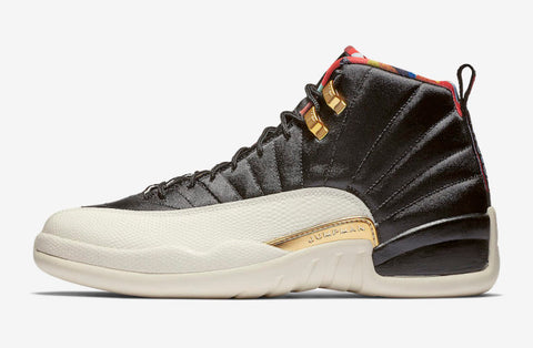 "Air Jordan 12 GS ""Chinese New Year"" (CI2977-006)"