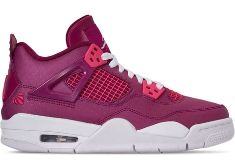 "2019 AIR JORDAN IV ""Valentine's Day"" (GS)  (487724-661)"