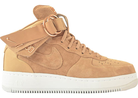 "Nike Air Force 1 Mid ""TAN SUEDE"" CMFT Victor Cruz (AO9298-200)"