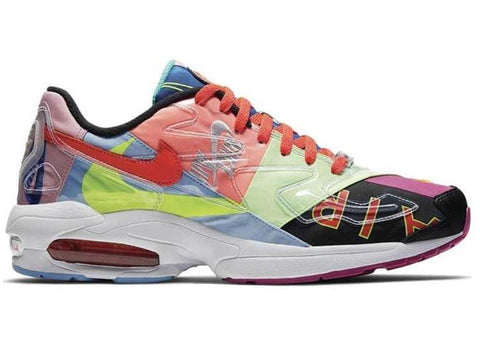 "ATMOS X NIKE AIR MAX2 LIGHT ""LOGOS"" (BV7406-001) PRE-ORDER"