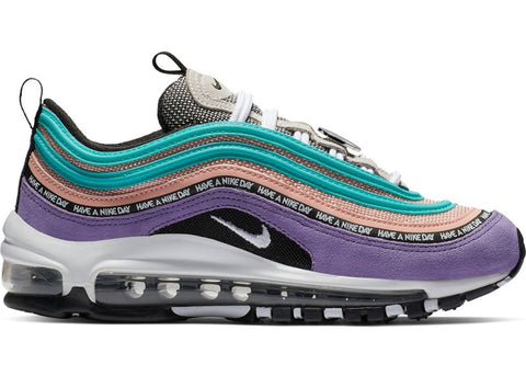 2019 Air Max 97 Have a Nike Day (GS) (923288-500)