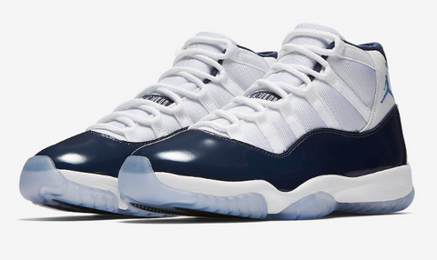 "Air Jordan 11 ""Midnight Navy"" 378037-123"