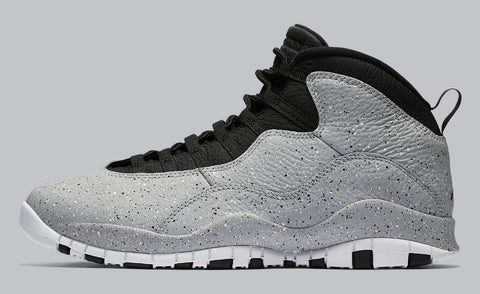 "AIR JORDAN RETRO 10 ""CEMENT"" (310805-062)"