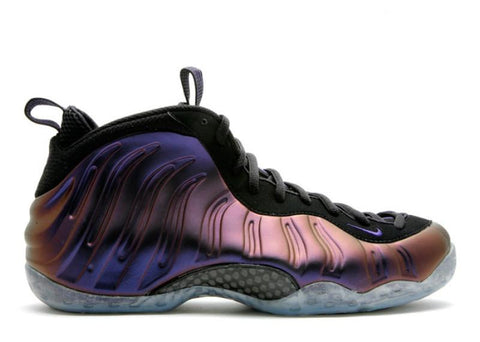 "NIKE AIR FOAMPOSITE ONE ""EGGPLANT"" (314996-008)"