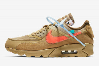 Air Max 90 Off-White Desert Ore (AA7293-200)