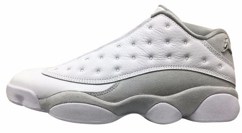 "7f771f74c54bae AIR JORDAN 13 LOW ""PURE MONEY"" (310810-100)"