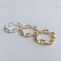 DNA Ring-Aspired Elegance