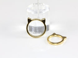 Kitty Ring-Aspired Elegance