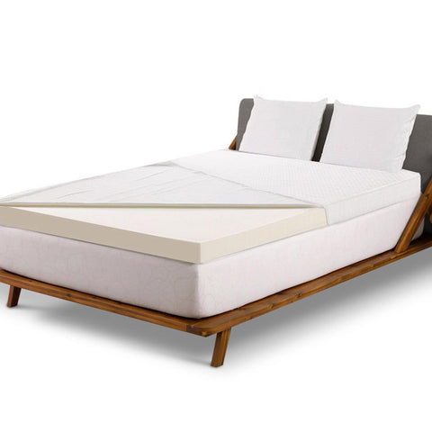 Queen Foam Mattress And Protector