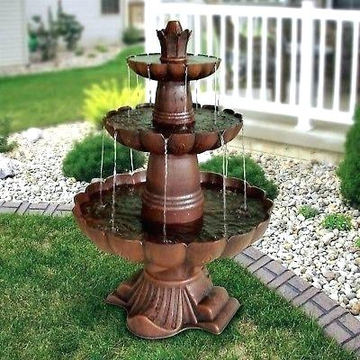 Home & Garden > Fountains