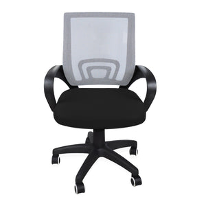 Office Chair Gaming Computer Chairs Mesh Executive Back Seating Study Seat Grey