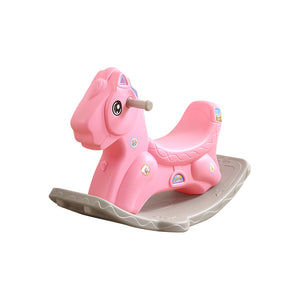 Ride on Horse Kids Play Toy Pink