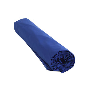 121x91cm Anti Anxiety Weighted Blanket Cover Polyester Cover Only Blue
