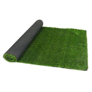 40MM Artificial Grass Synthetic 10SQM Pegs Turf Plastic Plant Fake Lawn Flooring