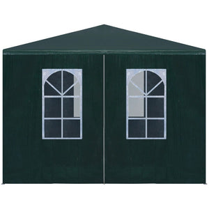 Party Tent 3x4 m Green