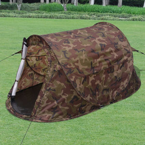 2-person Pop-up Tent Camouflage
