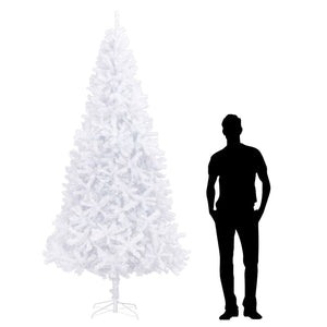 Artificial Christmas Tree 300 cm White