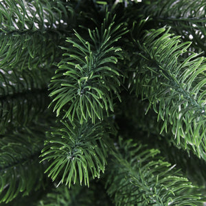 Artificial Christmas Tree Lifelike Needles 65 cm Green