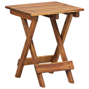 Plant Stand 30x30x38 cm Solid Acacia Wood