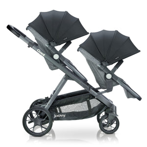 Joovy Qool Second Seat - Charcoal
