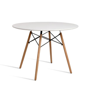 Eames Replica Dining Table White