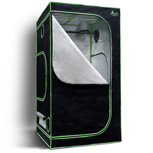 Weather Proof Lightweight Grow Tent - 100x100x200cm