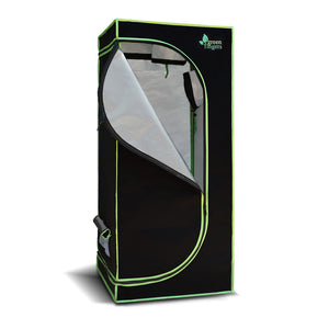 Weather Proof Lightweight Grow Tent - 80x80x160cm