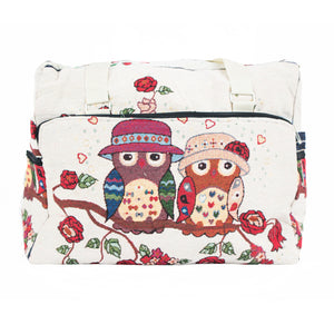 Owls Overnight Bag