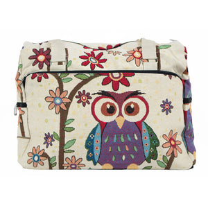 Hoot Owl Overnight Bag