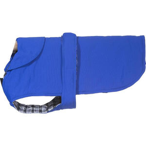 Blue Dog Coat Size 50cm