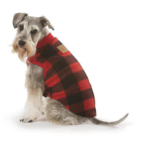 Red Check Dog Pyjamas Size 80